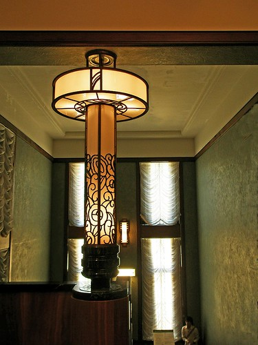 Art deco interior flickr photo sharing for Art deco home interiors