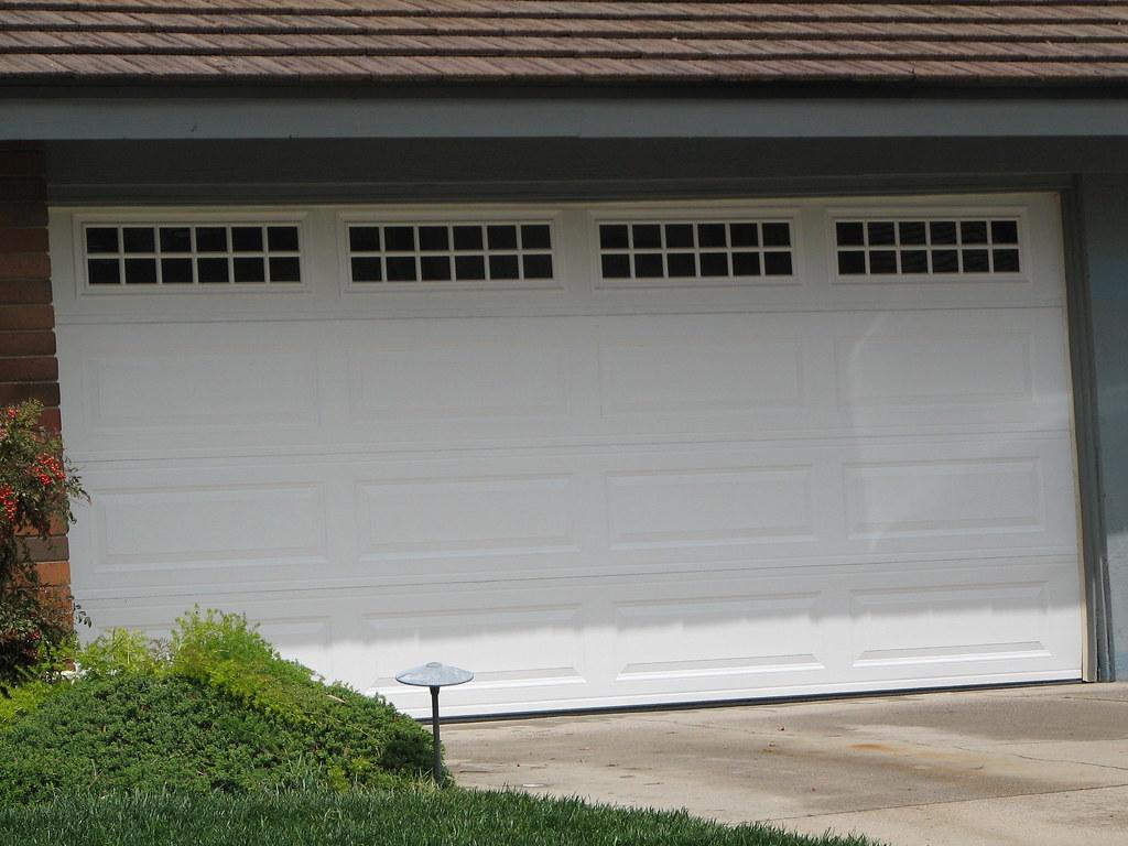 cascade garage doorLong Panel Garage Door  btcainfo Examples Doors Designs Ideas