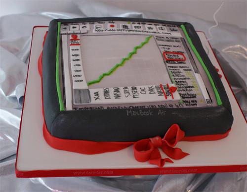stock market cake | *liis* | Flickr