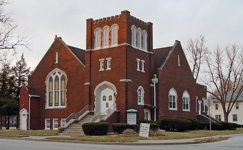 Auburn IL - Church for Sale, Northwest Corner Sixth and ...