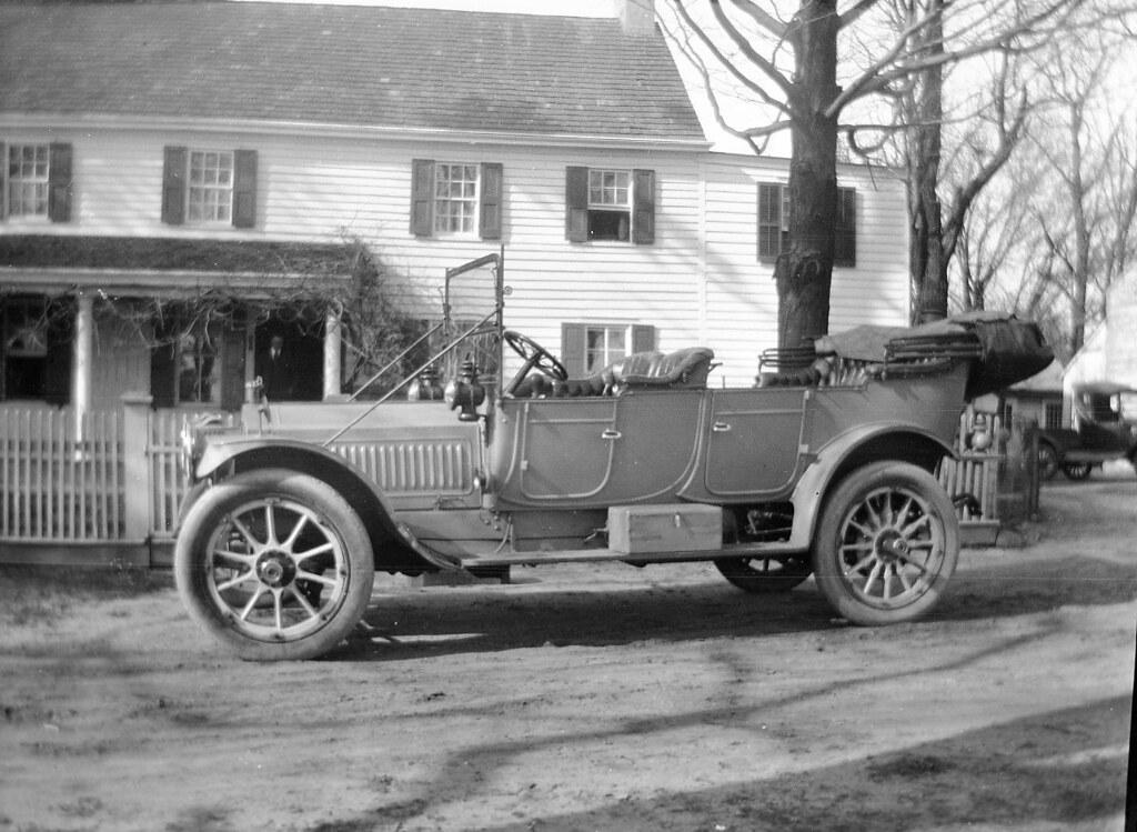 Old Car Identification