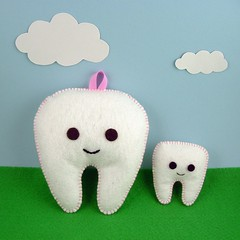 Plush tooths | by Arielle_Weiler