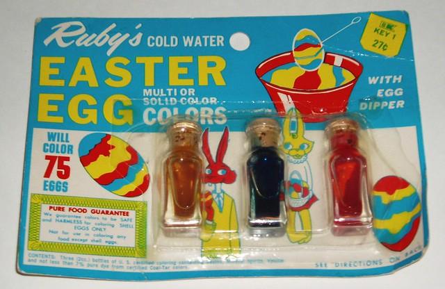 Ruby\'s Easter Egg coloring kit | Dan Goodsell | Flickr