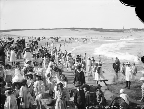 Bondi Bay, Sydney | by Powerhouse Museum Collection