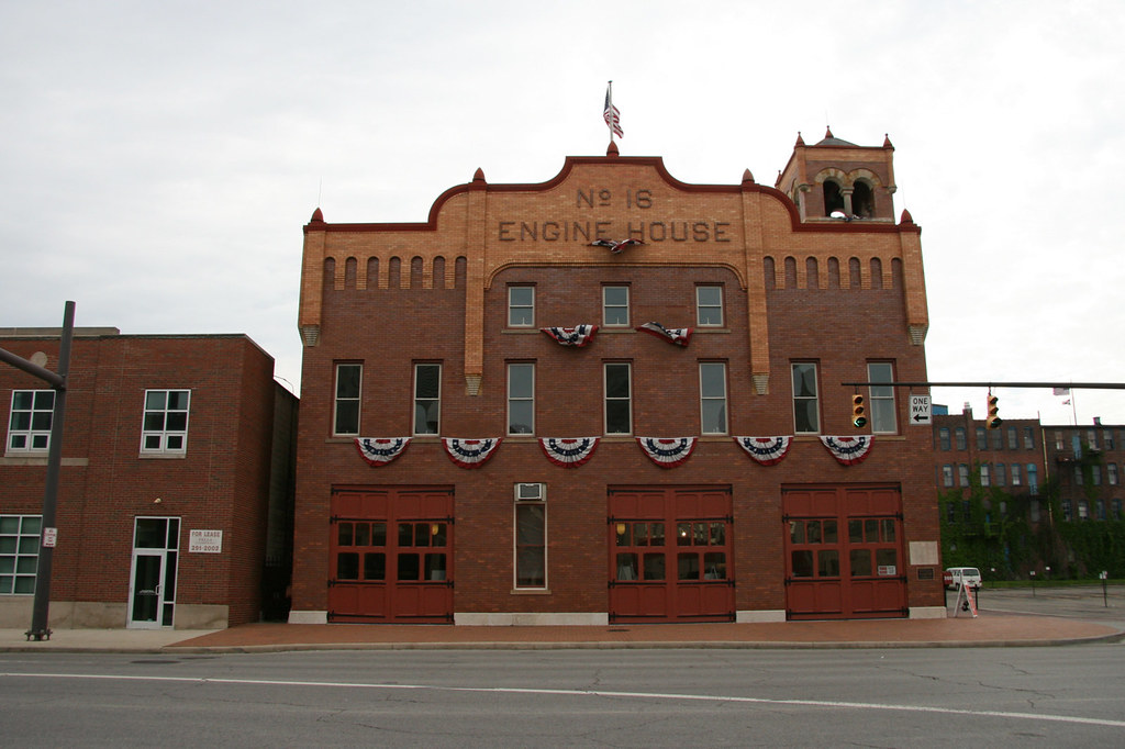 Columbus Fire Museum An Old Firehouse In Columbus Ohio