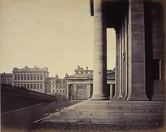The National Gallery and Royal Institution (Royal Scottish Academy), Edinburgh