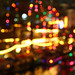 holiday bokeh on the riverwalk (24 days of Christmas #23)