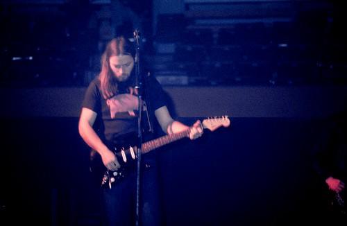 1977 - Pink Floyd-David Gilmour, g