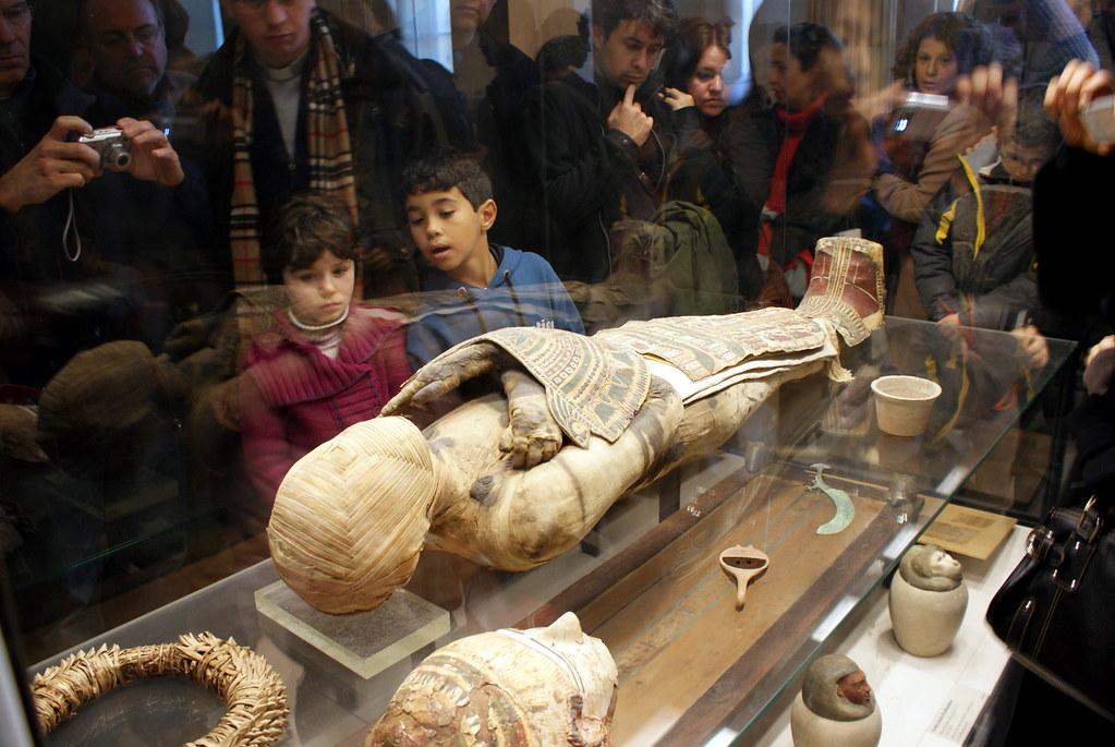 mus233e du louvre mummy mus233e du louvre mummy flickr