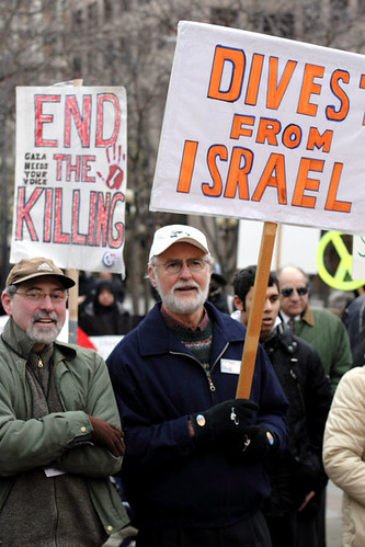 Divest from Israel | by r.whitlock