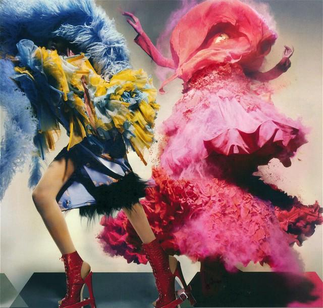 Avant Garde Fashion Designer Simioki