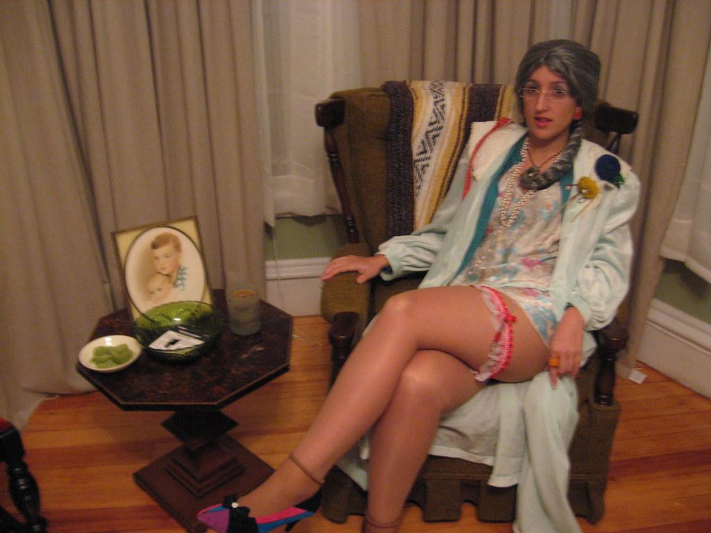 sexy grandma 2 - 10.31.08 - Li Patron - Flickr