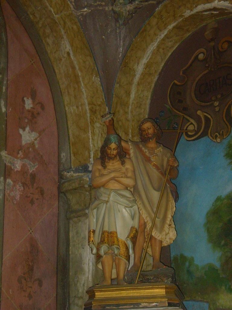 """Resultado de imagem para """"Ego a te debeo baptizari, et tu venis ad me?"""""""