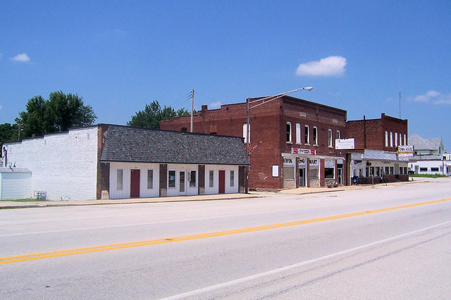 Michigantown business district flickr photo sharing for Olive garden michigan city indiana