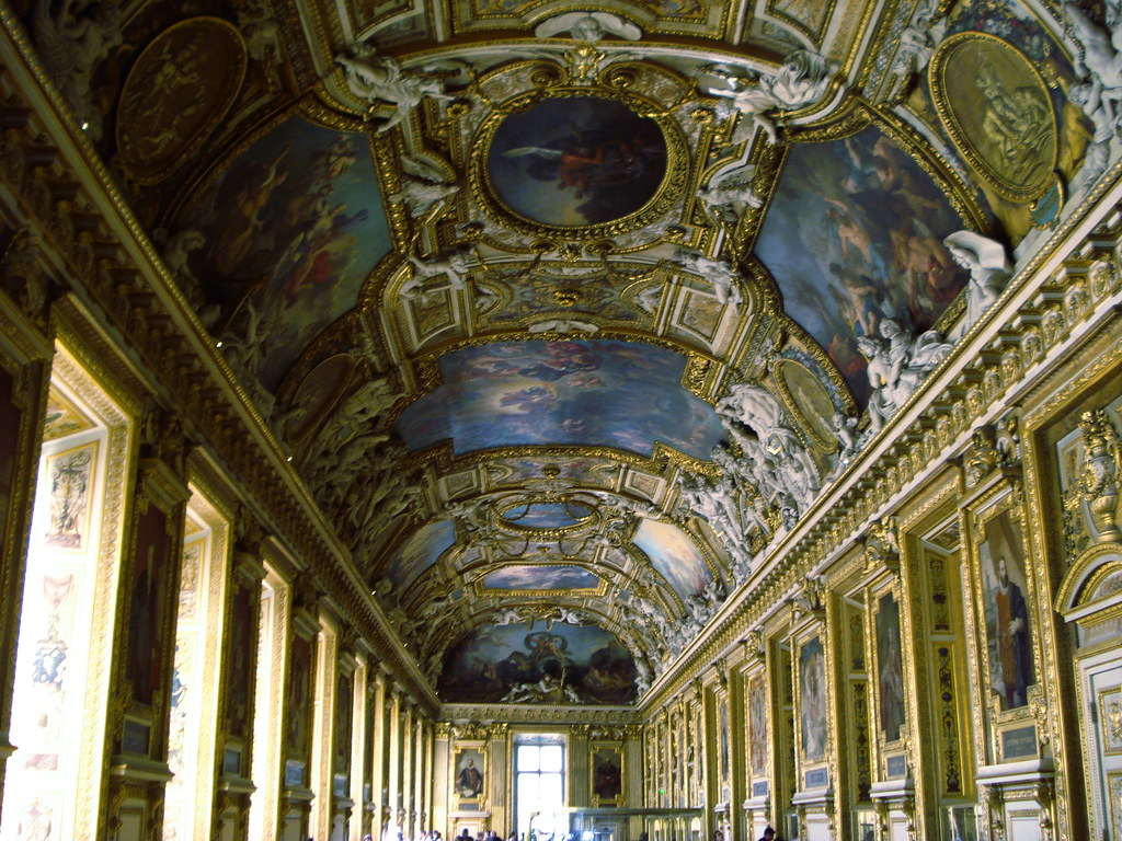 interieur du louvre carles tom s mart flickr