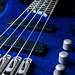 My Bright Blue Bass