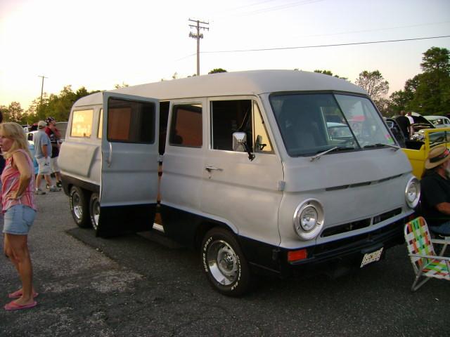 1969 Dodge A-100 Xplorer | This is a real Xplorer 21 RV ...