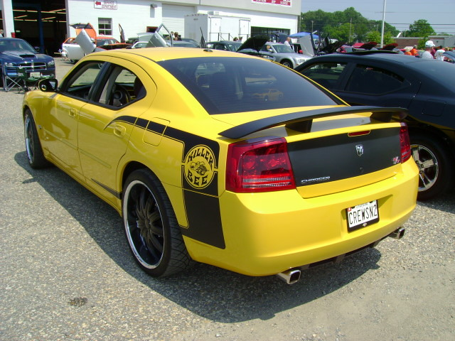 2007 Dodge Charger R T I Liked The Quot Killer Bee Quot Badge