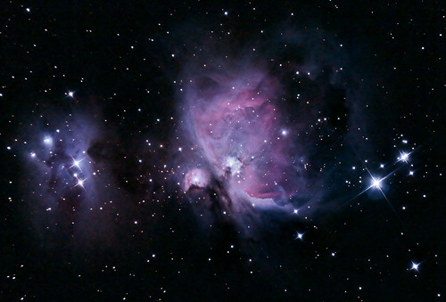 Orion nebula (M42) 10/05/08 | by zAmb0ni