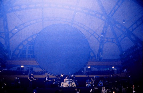 1977 - Pink Floyd - The Stage