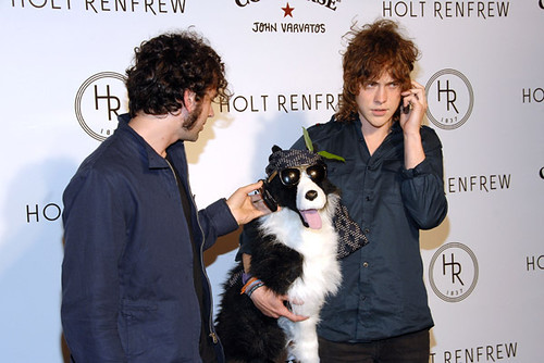 MGMT @ Holt Renfrew Party. | by furiousgeorge.