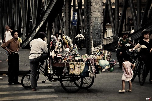 Streets of Shanghai X - The Man Who Sold The World | by Explicitworks