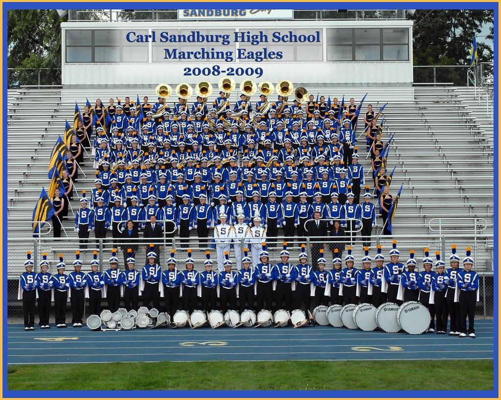 Orland Park Carl Sandburg High School Fall Craft Show
