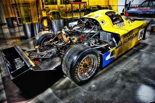Porsche Cars Porsche le Mans Racing Car
