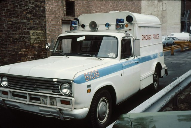 chicago police vehicle 6106 1976 all 018th district phot flickr. Black Bedroom Furniture Sets. Home Design Ideas