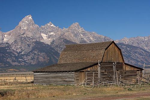 Grand Teton Ranch Don Geyer Flickr