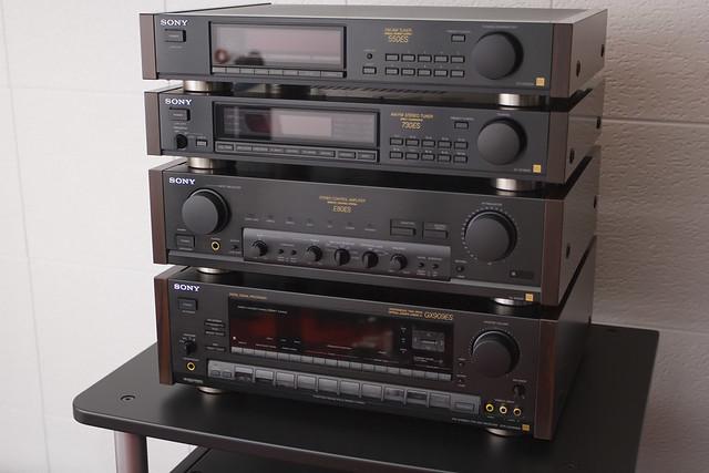 Sony ES Components
