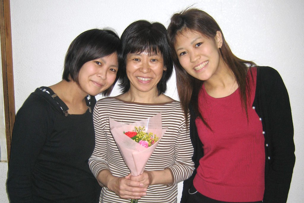 Haha No Hi - Japanese Mothers Day  My Host Mom And Her -1076