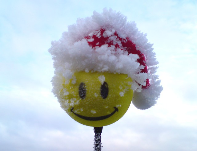 Smiley FaceWinter Smiley Face