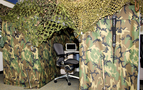 Office Humor Army Style Cubicle Office Humor Army