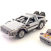 RC Delorean time machine