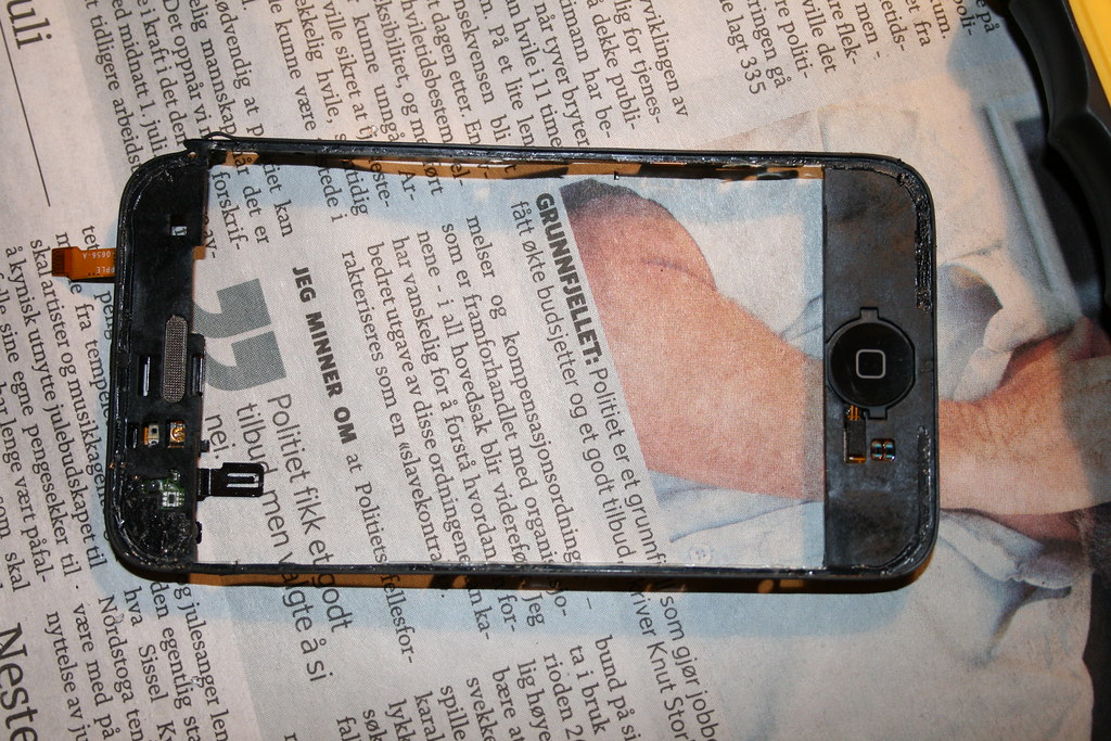 Iphone Glass Repair Shreveport