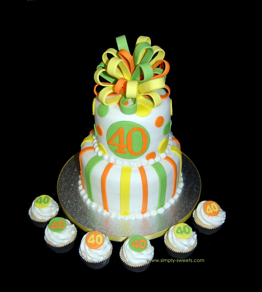 Birthday Cake Ideas For Turning