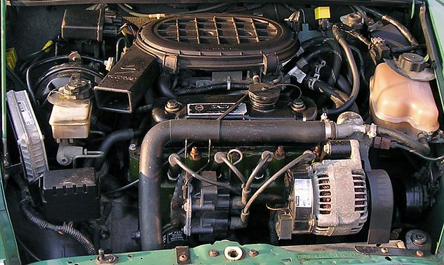 Mini Cooper Engine Bay Fuse Box : John cooper s works rover mini engine bay note