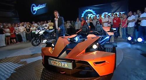 Ktm Crossbow Top Gear