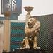 Snowy MGM Lion