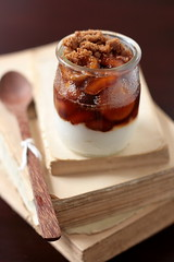 Banana Tatin Verrine | by tartelette
