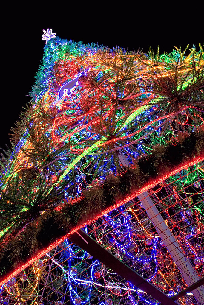 8 Christmas Tree