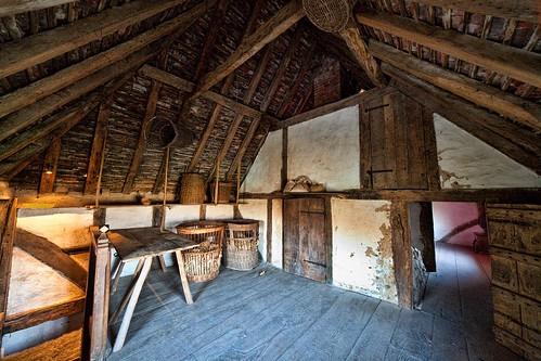 Inside Pendean Farmhouse Flickr Photo