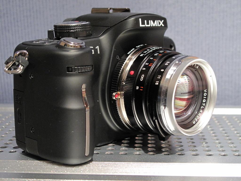 Lumix g1 and lenses lumix g1 voigtlander nokton - Lumix classic ...