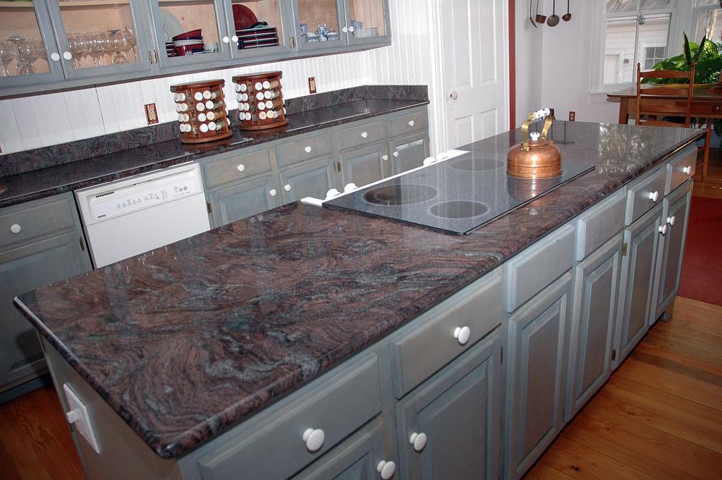 Paradiso Classico Paradiso Classico Granite Kitchen