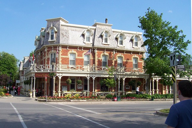 prince of wales hotel niagara on the lake flickr. Black Bedroom Furniture Sets. Home Design Ideas