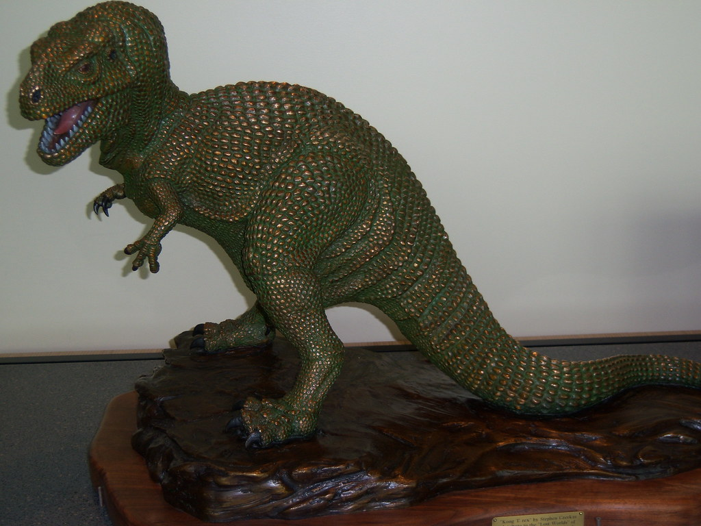 Behold, The T-Rex from the Original 1933 King Kong!!! | Flickr