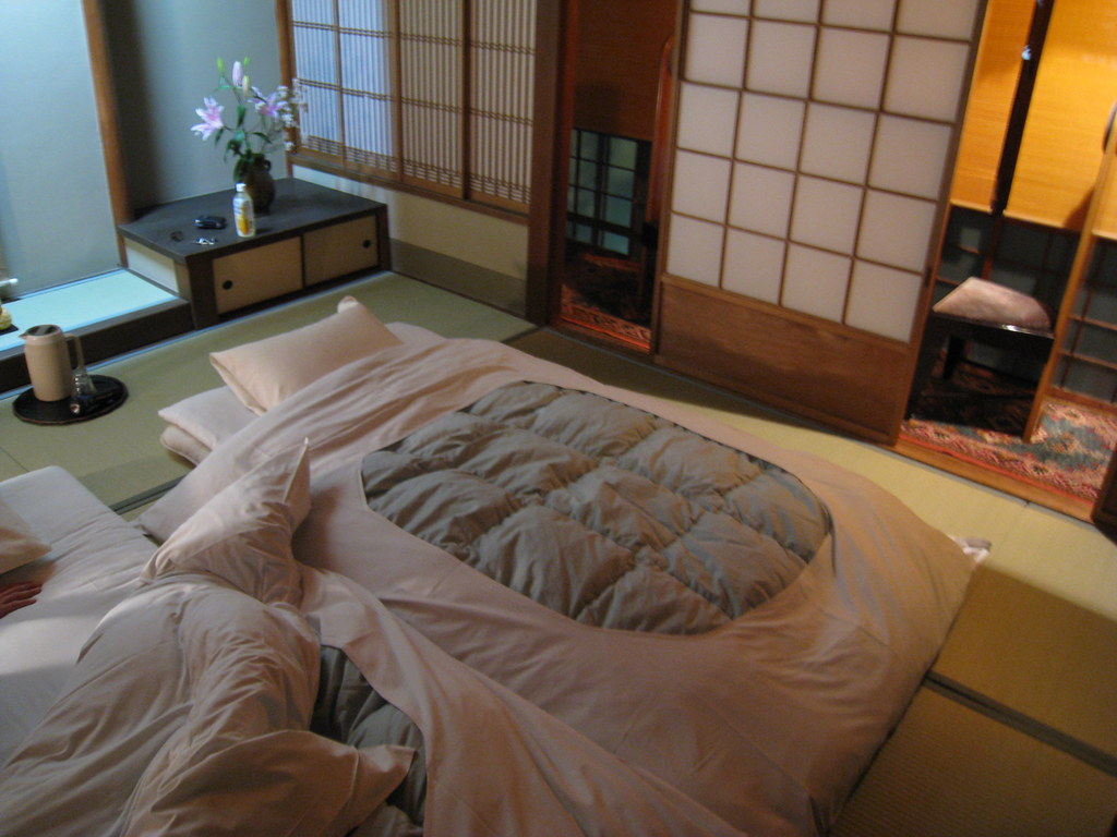 japanese futon adam flickr. Black Bedroom Furniture Sets. Home Design Ideas