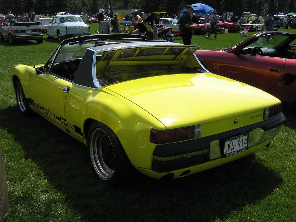 1972 Porsche 914 6 Gt 1972 Porsche 914 6 Gt Six