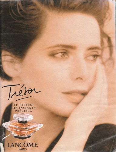 Isabella rossellini lancome flickr photo sharing for Isabella paris